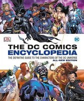 Книга DC Comics - Encyclopedia All-New Edition (Твёрдый переплёт) Eng