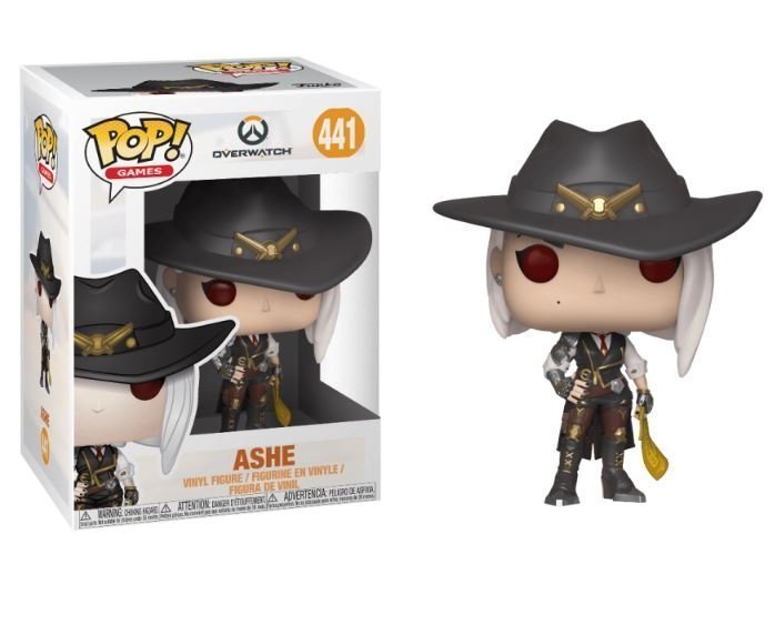 Фигурка Overwatch Funko POP! - Ashe