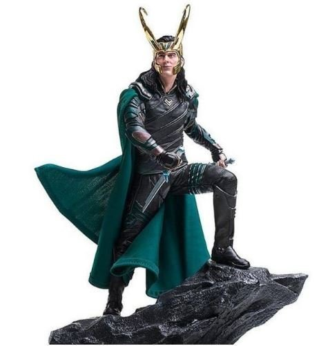 Статуэтка Thor: Ragnarok  Scale 1:10 - Loki Statue (China edition)