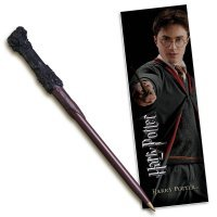 Ручка палочка Harry Potter - Harry Wand Pen and Bookmark + Закладка