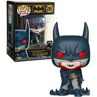 Фигурка Funko Pop Heroes: Batman 80th - Red Rain Batman (1991)