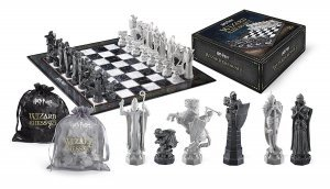 Шахматы Harry Potter Wizards Chess Set The Noble Collection