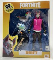 Фигурка Fortnite Фортнайт McFarlane Drift Action Figure