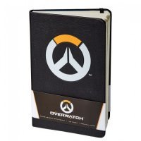 Блокнот Overwatch Journal - Ruled (Hardcover)
