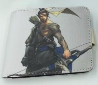 Кошелёк - Overwatch HANZO Wallet