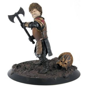 Статуэтка Game of Thrones Tyrion Lannister Statue  Limited edition