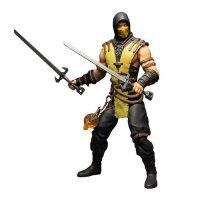 Фигурка Mortal Kombat Scorpion 12-Inch Action Figure