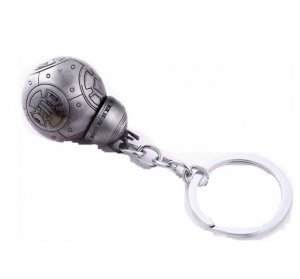 Брелок - Star Wars BB-8 Keychain металл