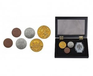 Набор монет World Of Warcraft Alliance Collectible Coin Set