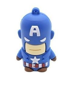 Флешка 16 GB Marvel - Captain America