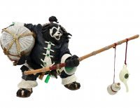 WORLD OF WARCRAFT: Pandaren Brewmaster Deluxe Action Figure