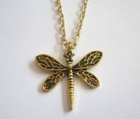 Брелок Game of Thrones Sansa Stark Dragonfly Necklace