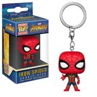 Брелок Marvel Infinity War - Iron Spider Pop! Vinyl