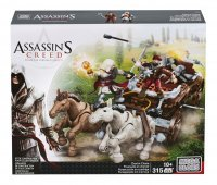 Конструктор Mega Bloks Assassins Creed - Chariot Chase Building Set