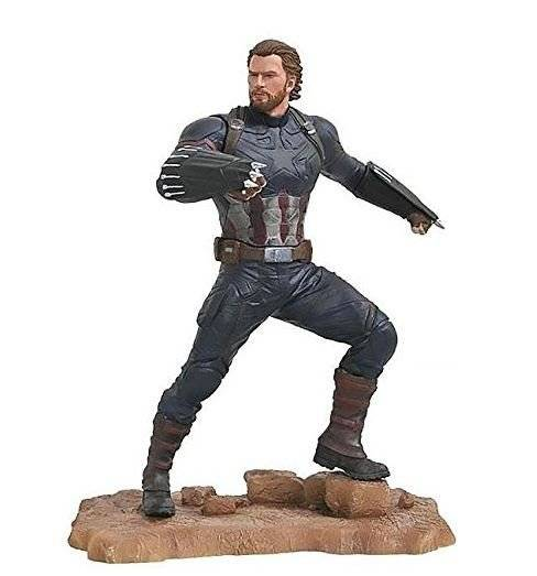 Avengers Infinity War Doctor Strange Diamond Marvel Gallery Figurine