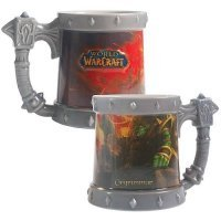 Кружка Warcraft City Mugs by TavernCraft - Orgrimmar