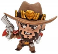 Мини фигурка Cute But Deadly Series 3 (Overwatch Edition) - McCree