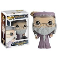 Фигурка Funko Pop! Harry Potter - Dumbledore with Wand