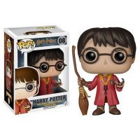 Фигурка Funko Pop! Harry Potter - Quidditch Harry