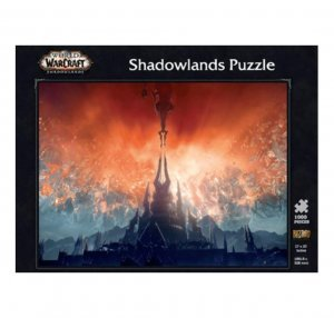 Пазл World of Warcraft: Shadowlands 1000-Piece Puzzle
