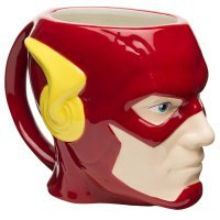 Чашка DC Comics Sculpted ceramic Mug - Flash 11 oz