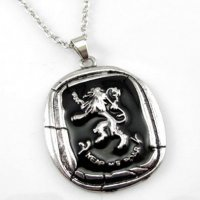 Медальон Game of Thrones Lannister Talisman