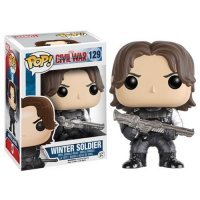 Фигурка Funko Pop! Marvel - Winter Soldier Figure