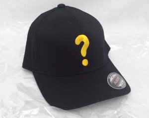 Кепка World of Warcraft Black Quest Completer (?) Flexfit Hat (размер S/M)