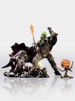 Premium Series 4: Hallow's End Nemesis: The Headless Horseman Action Figure