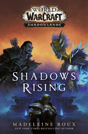 Книга Shadows Rising (World of Warcraft: Shadowlands) (Hardcover)