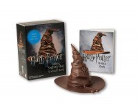 Фигурка Harry Potter - Talking Sorting Hat and Sticker Book (Miniature Editions)