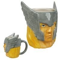 Чашка Avengers - Thor Marvel Molded 16 oz. Mug