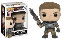 Фигурка Funko POP Gears of War - JD Fenix (Armored)