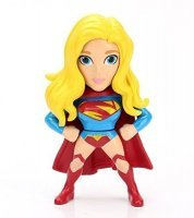Фигурка Jada Toys Metals Die-Cast: DC COMICS Supergirl Figure
