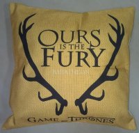 Наволочка Game of Thrones  (Cotton & Linen) Baratheon