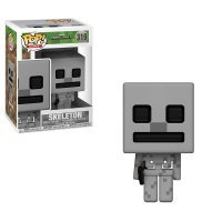 Фигурка Funko POP Games: Minecraft - Skeleton