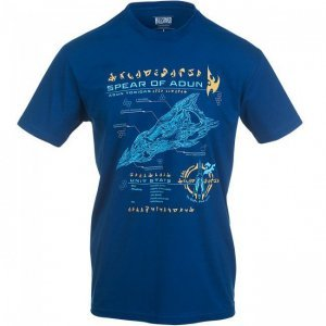 Футболка StarCraft Spear of Adun Blueprint Shirt (мужск., размер L)