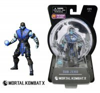 Фигурка Mortal Kombat X. Sub-Zero Ice Version