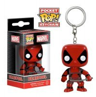 Брелок Marvel: Deadpool Pocket Pop! Vinyl