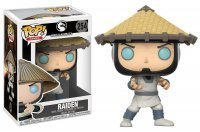 Фигурка Funko Pop Mortal Kombat - Raiden