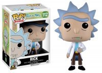 Фигурка Фанко Рик и Морти Funko Pop! Rick and Morty - Rick Action Figure