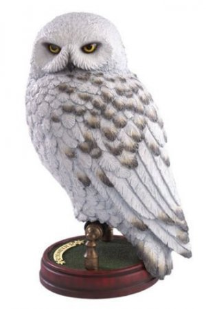 Статуэтка Harry Potter Noble Collection - Hedwig Statue