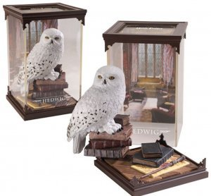 Статуэтка Harry Potter Noble Collection - Magical Creatures No. 1 - Hedwig (Букля)