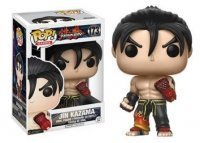 Фигурка Funko POP Games Tekken - Jin Kazama Figure